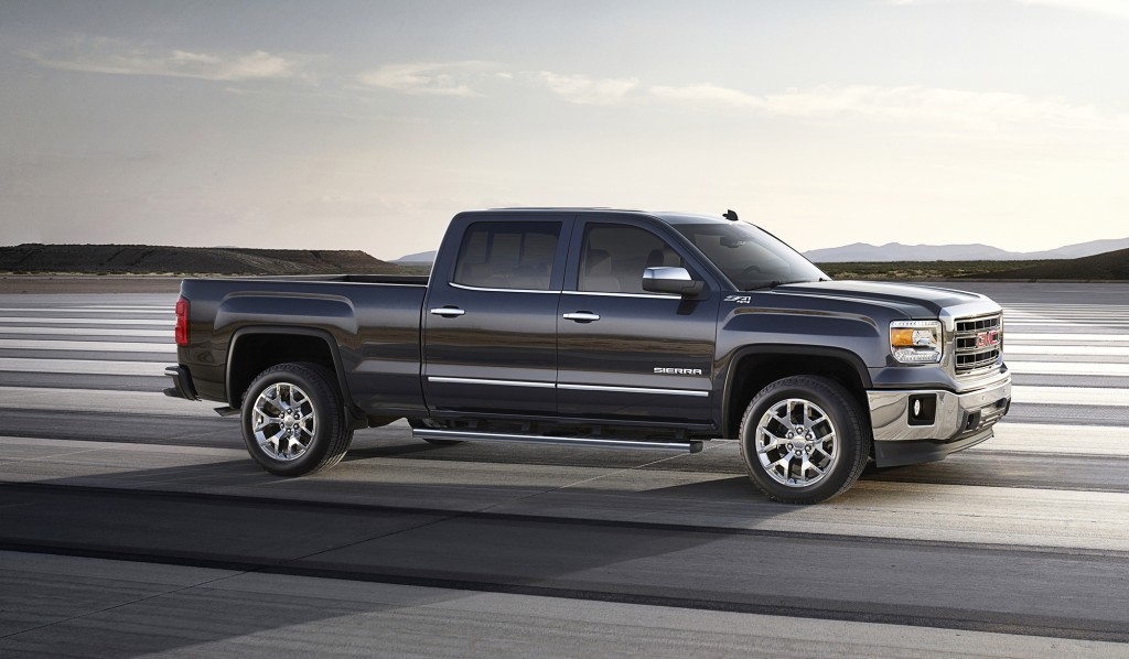 The GMC Sierra is all-new for 2014, making it more refined and powerful than ever before.