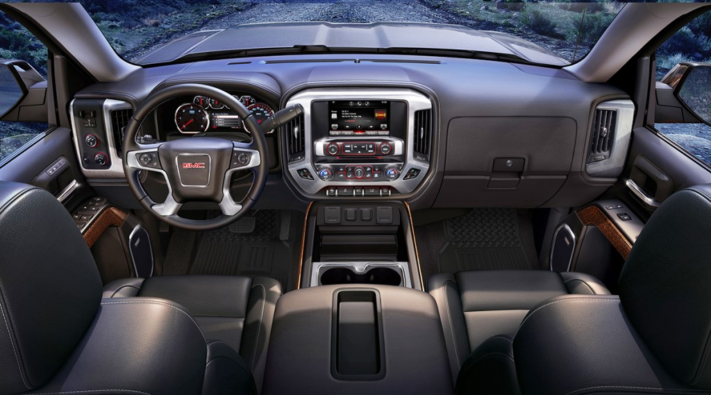 The Sierra's redesigned cabin is considerably quieter than before thanks to a long list of aerodynamic improvements, more sound insulation and suspension changes.