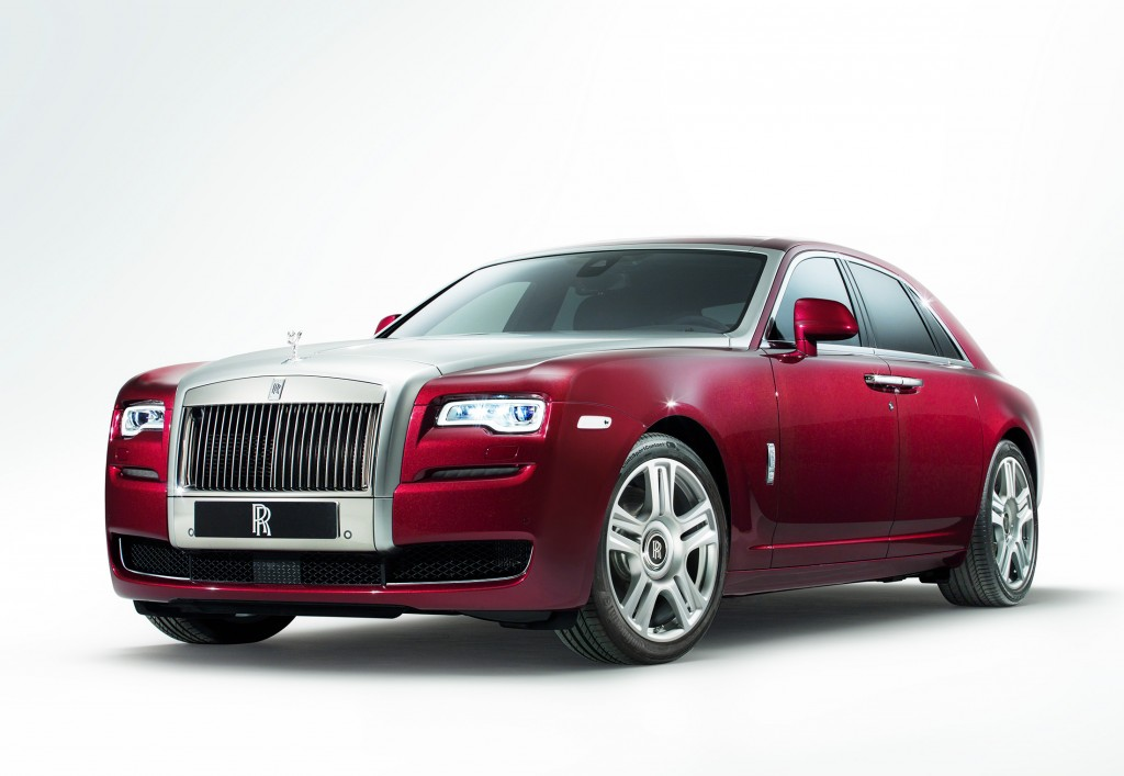The Rolls-Royce Ghost is a hand-built luxury car that gets a subtle but important update for 2015. The new version is called the Ghost Series II.