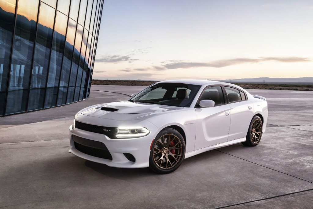 After launching the Challenger Hellcat earlier this year, Dodge decided to put the same 707-horsepower engine into the four-door Charger to create the fastest, most powerful sedan in the world.