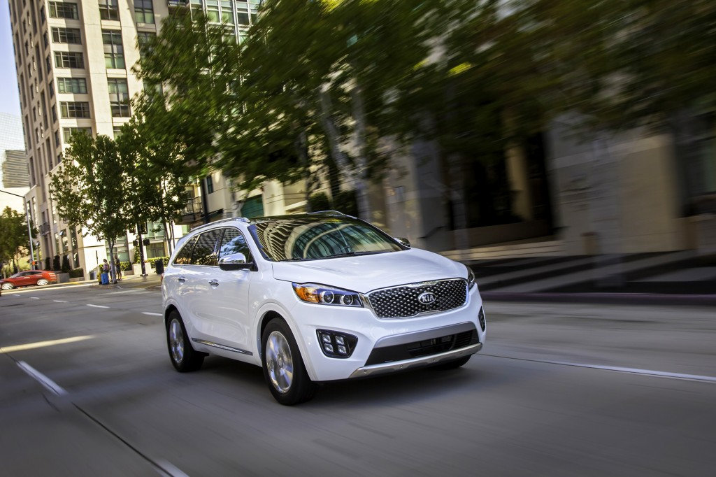 The Kia Sorento is redesigned for the 2016 model year. It's bigger, more capable and more refined now.