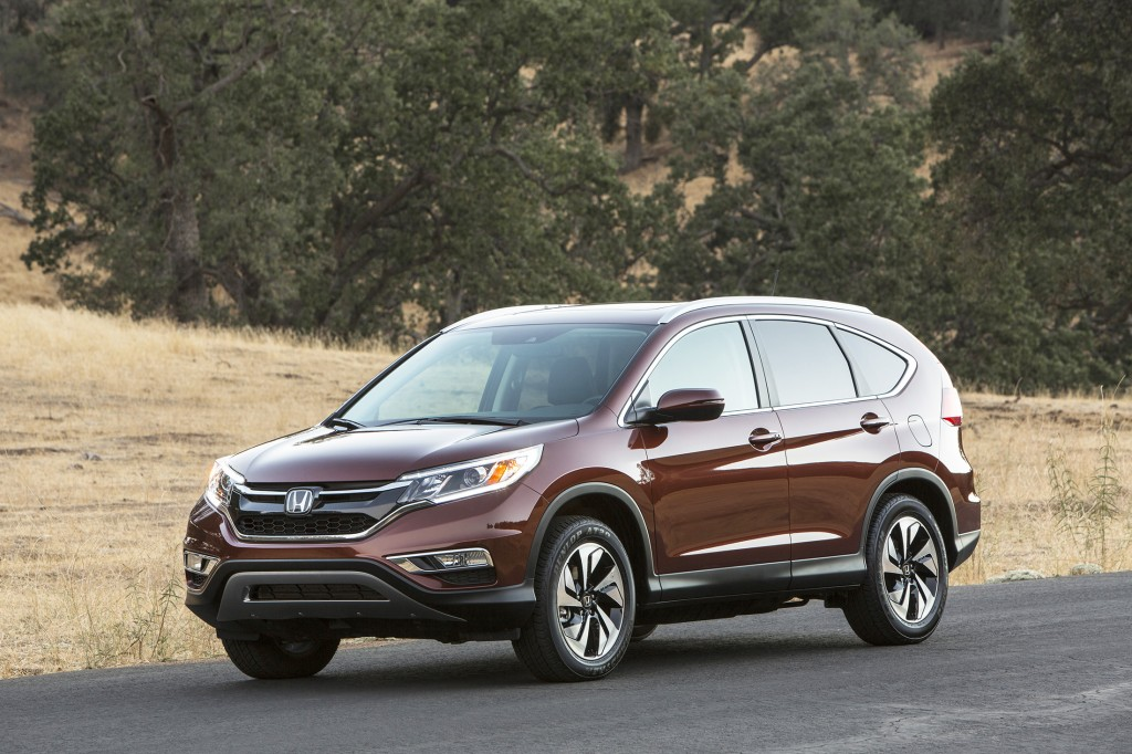 Updated body styling is among the many changes to the Honda CR-V for 2015. It also gets a different engine, transmission, suspension tuning, brakes and interior materials.