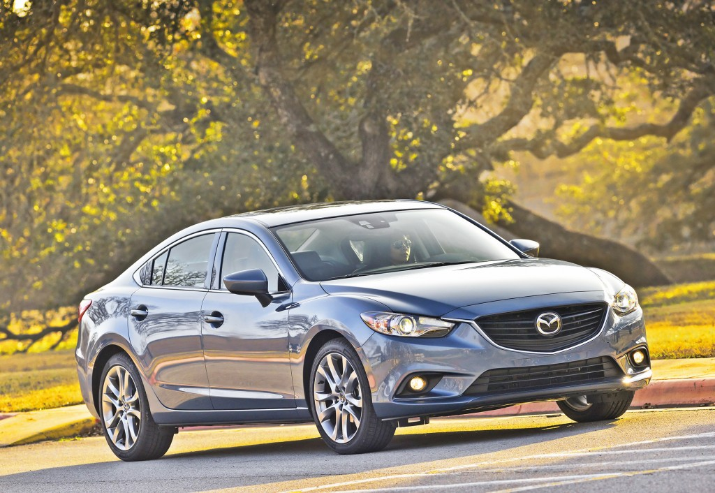 Even in a segment of the car industry that's packed with quality contenders, the Mazda6 is standing out and winning awards for its sporty handling and handsome looks.