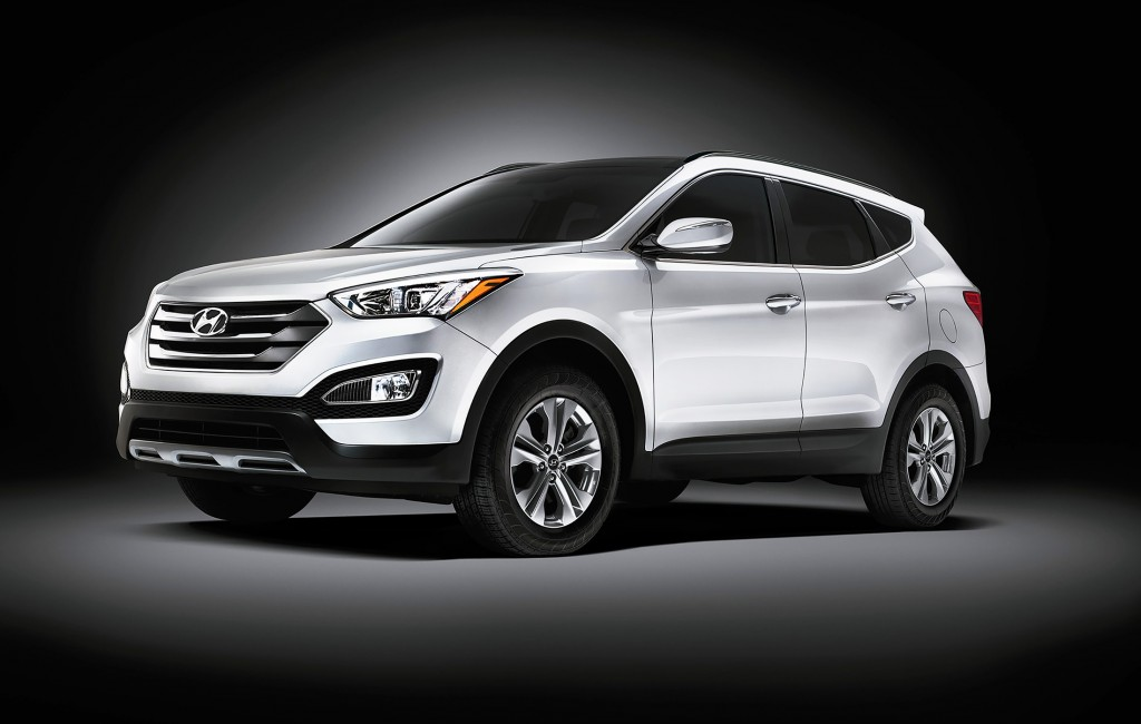 With spacious seating for five, the Hyundai Santa Fe Sport is more nimble and efficient than the longer, seven-seater Santa Fe.