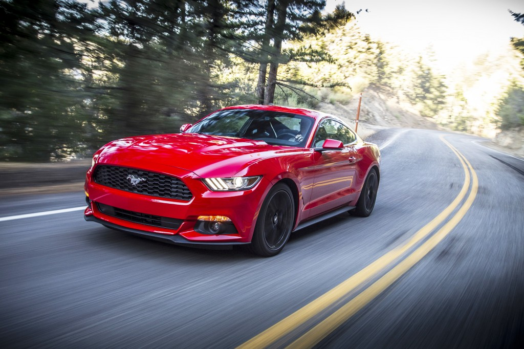 Even with an all-new design, the Ford Mustang is still instantly recognizable as the iconic pony car. It has better gas mileage and handling while keeping its classic, muscular profile.