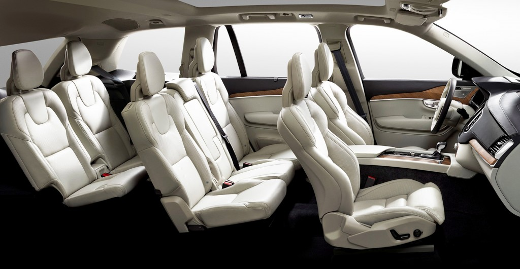 Volvo, always known for its cutting-edge seat designs, spent around eight years planning the new generation of seats that are first appearing in the XC90 for 2016. They're meant to eliminate spinal cord injuries and are incredibly comfortable to sit in.