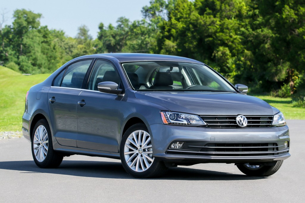 The Volkswagen Jetta is available with a long list of powertrains, including three different turbocharged engines, an efficient diesel model and a gas-electric hybrid.