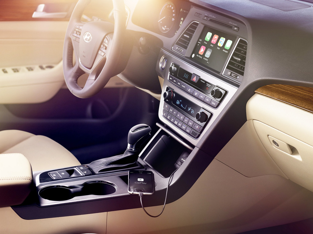 One of the Sonata Hybrid's strong points is its well-designed cabin. The Limited trim level, starting around $30,000, feels surprisingly upscale for a non-luxury brand.