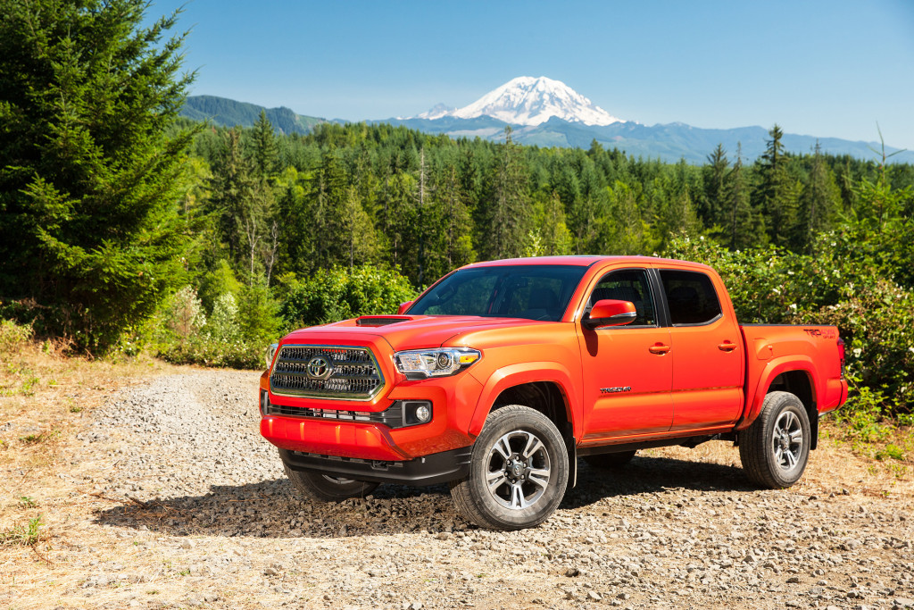 The all-new Toyota Tacoma looks more aggressive than ever before. The 2016 redesign gives it more off-road capability, including Crawl Control, along with a lot more refinement.