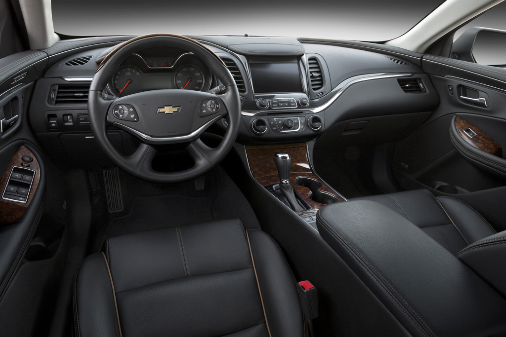 With a spacious cabin and quiet ride, the Impala makes a good alternative to pricier, full-size luxury cars.