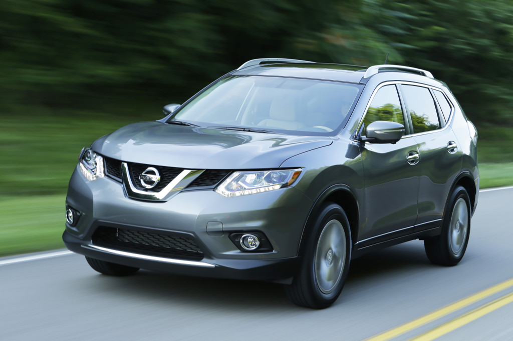 The 2015 Nissan Rogue has the features, style and versatility that make crossovers so popular with families today.