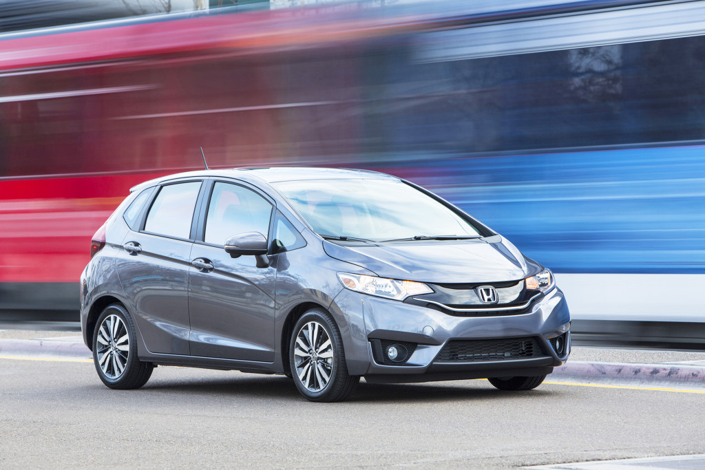 After a total redesign for 2015, the Honda Fit got a sportier look and feel, including a more athletically sculpted body and sleeker roofline. It's essentially unchanged for 2016.