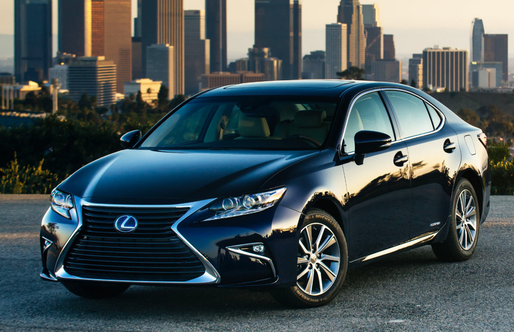 The ES may share its bold front-end styling with Lexus' sportier cars, but don't be fooled. It's actually quite sedate to drive, as any good luxury car should be. It's one of the quietest, smoothest riding cars you can buy today.
