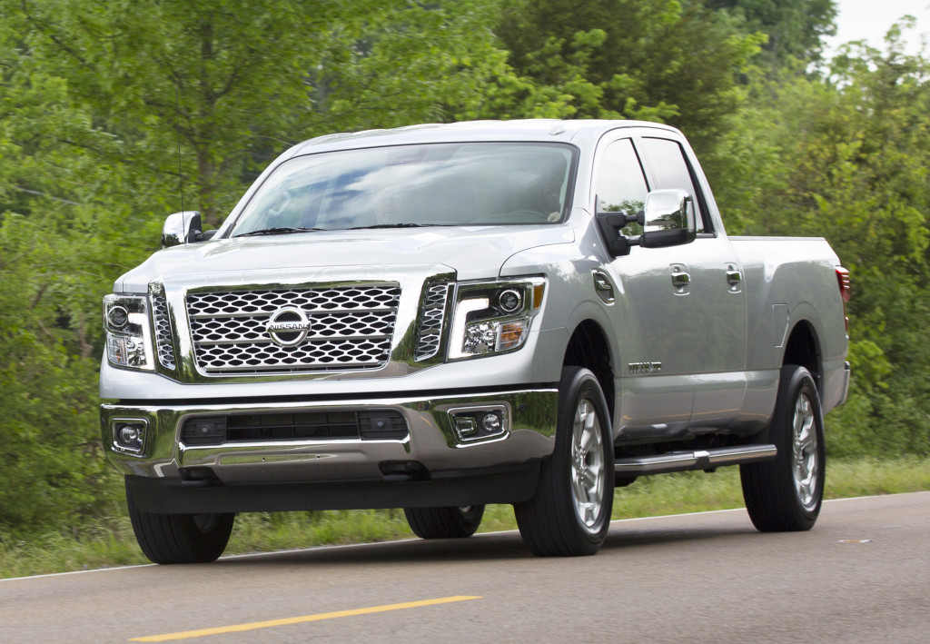 The Nissan Titan and Titan XD are not only all-new products this year, but they're also backed up by the longest warranty in the pickup market. Nissan just announced a five-year, 100,000-mile warranty for the trucks.
