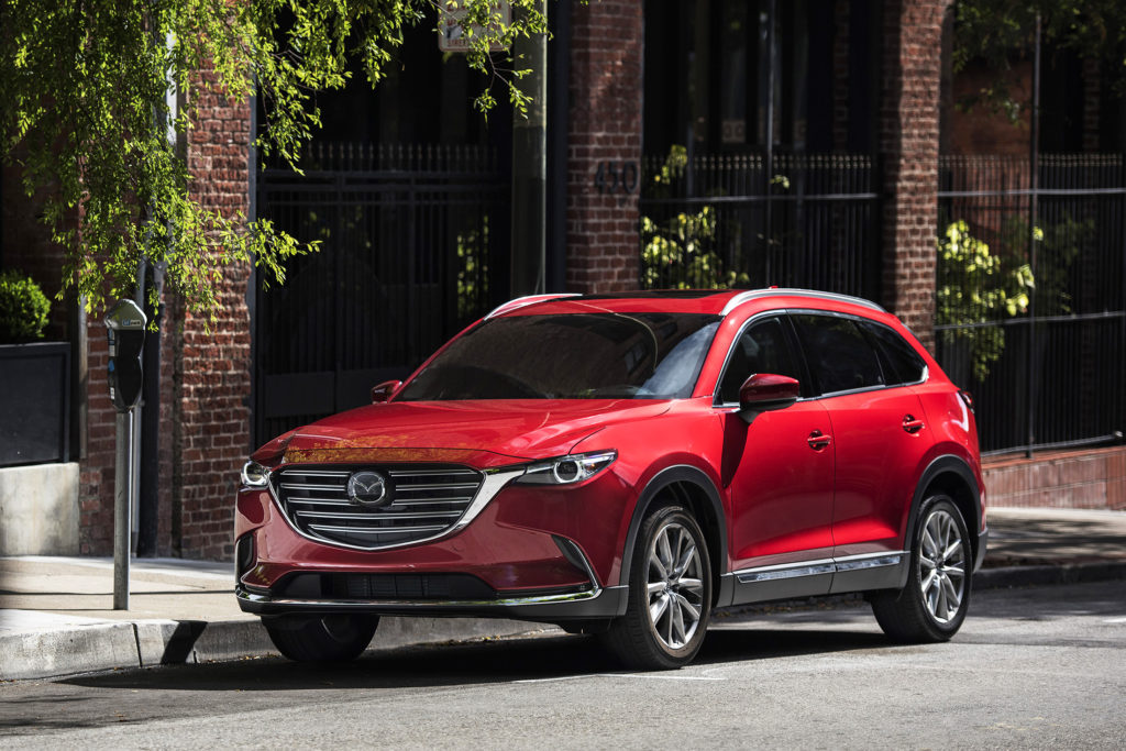 The Mazda CX-9 has an all-new design for 2016. It remains wonderfully fun to drive for a three-row crossover while also getting better gas mileage and offering new technologies.