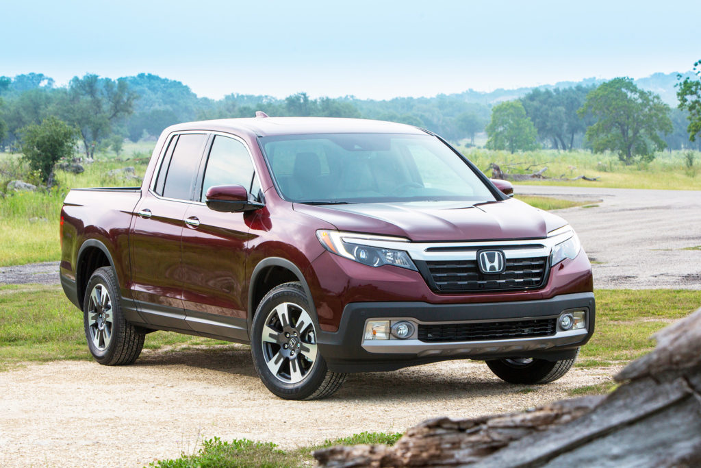 The Ridgeline gets an all-new design for 2017 that makes it clear this Honda truck is like no other. An optional audio system built into the bed and ample storage options make it an intelligent option in a sometimes brutish market segment.