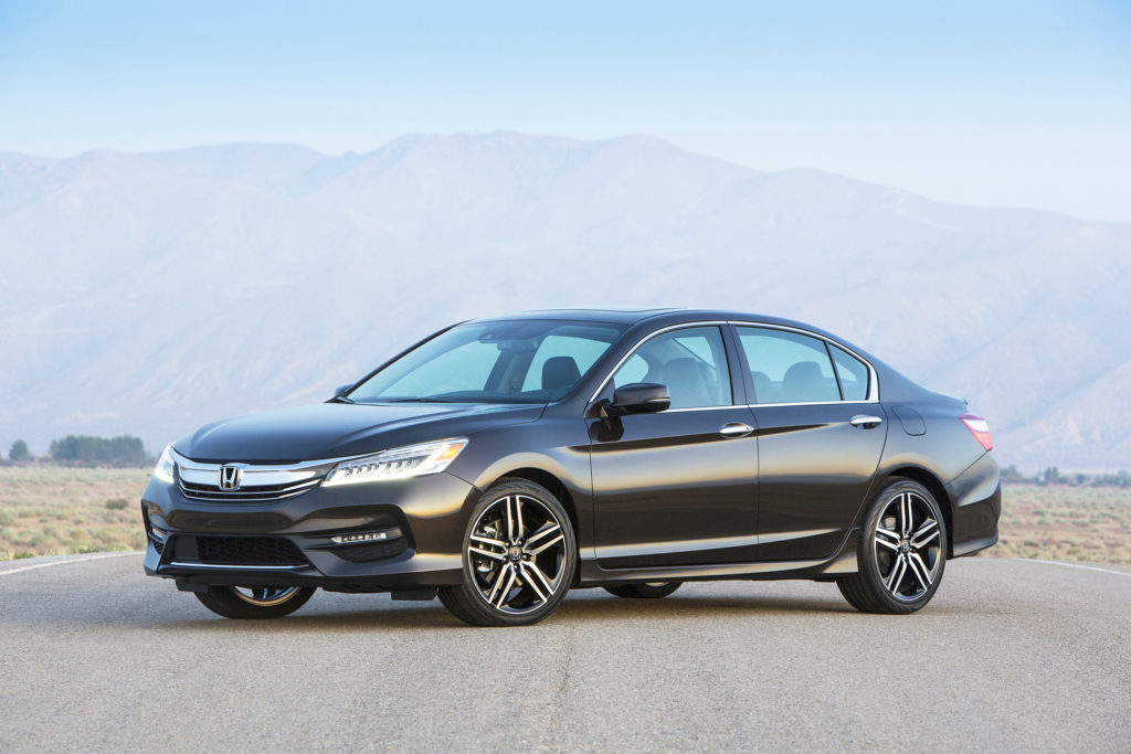 After getting new styling and a variety of upgrades for 2016, the Honda Accord continues to be one of America's most popular family cars.