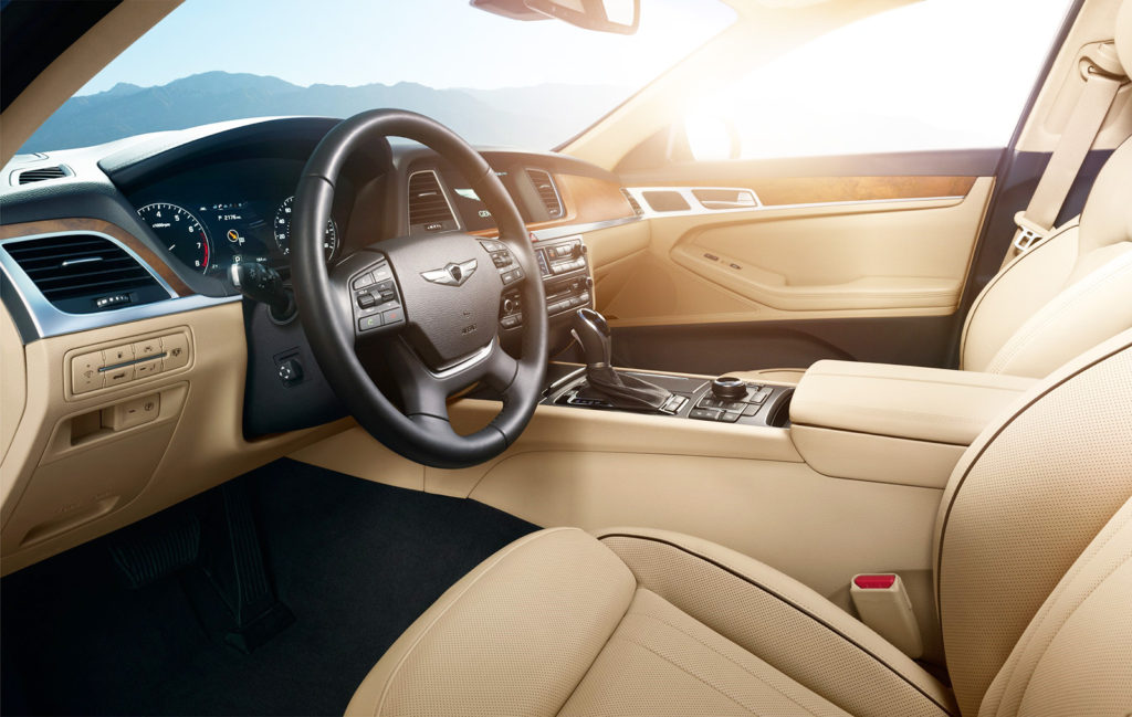 "First-rate materials and a focus on ""human-centered innovation"" make the Genesis G80 feel as sumptuous as cars from the established luxury brands."